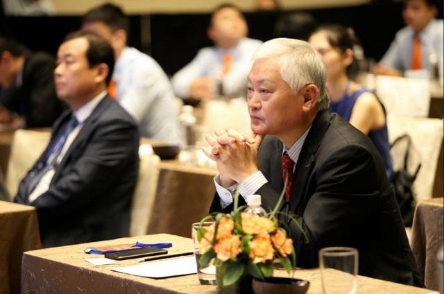 Ông Chaney Ho - Chủ tịch Tập đoàn Advantech.