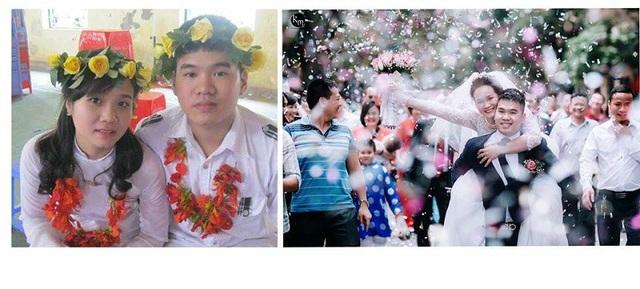 Chuyện tình yêu 8 năm của cặp đôi Bắc Giang cách nhà nhau 300m - 2