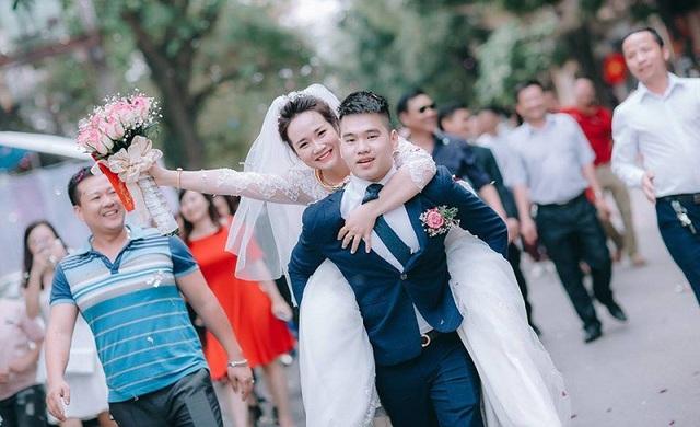 Chuyện tình yêu 8 năm của cặp đôi Bắc Giang cách nhà nhau 300m - 1