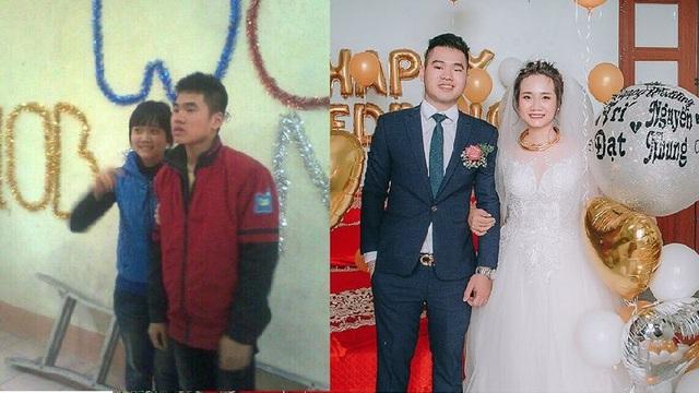 Chuyện tình yêu 8 năm của cặp đôi Bắc Giang cách nhà nhau 300m - 3
