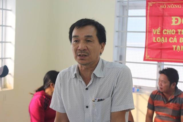 Ông Nguyễn Tri Phương kết luận tại buổi đối thoại