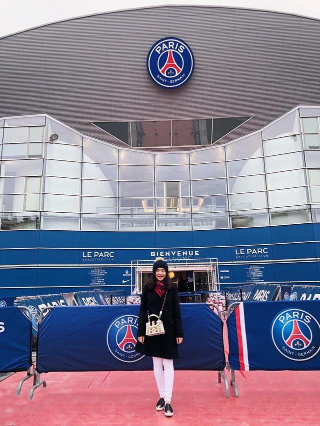 Sân Parc des Princes - PSG 2017 (Pháp)