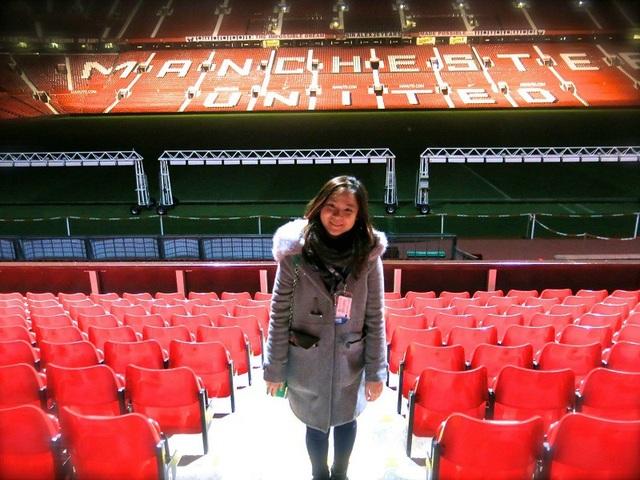 Old Trafford - MU (2014)