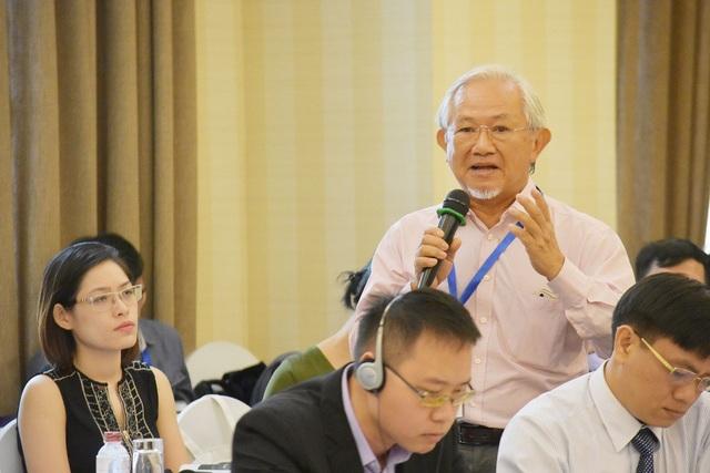 GS Phan Văn Trường cho rằng, việc giải bài toán giao thông đóng vai trong quyết định về sức hút của khu đô thị sáng tạo