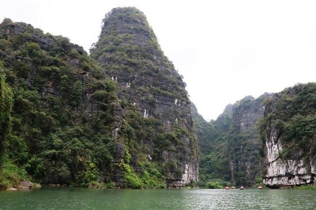 Di sản thế giới Tràng An đang được bảo tồn và phát huy giá trị gắn với phát triển du lịch tỉnh Ninh Bình.