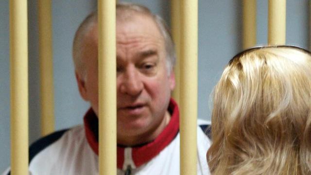 Cựu điệp viên Nga Sergei Skripal (Ảnh: Getty)
