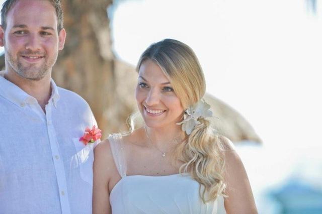 Ảnh cưới của Michelle và Jonathan