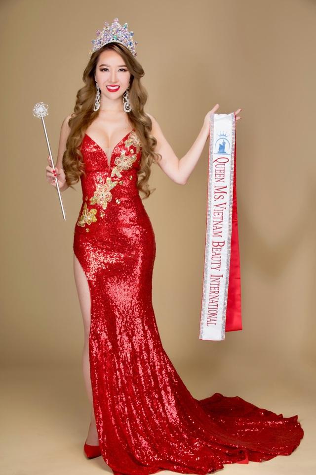 Năm 2017, Hoàng Hải My đăng quang Hoa hậu người Việt Quốc tế - Miss Vietnam Beauty International Pageant tại Mỹ.