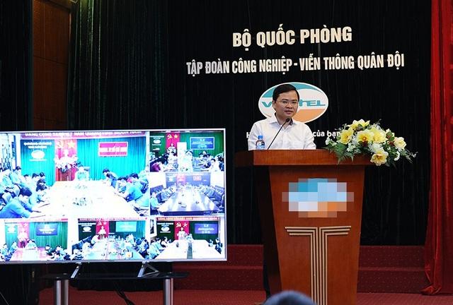 Bí thư thường trực BCH Đoàn TNCS Hồ Chí Minh Nguyễn Anh Tuấn phát biểu tại chương trình Tập huấn trực tuyến toàn quốc hỗ trợ thanh niên khởi nghiệp 2018