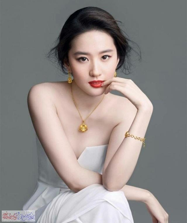 Nữ diễn viên Lưu Diệc Phi
