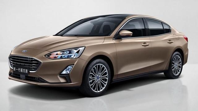 So sánh Ford Focus thế hệ cũ và mới - 1