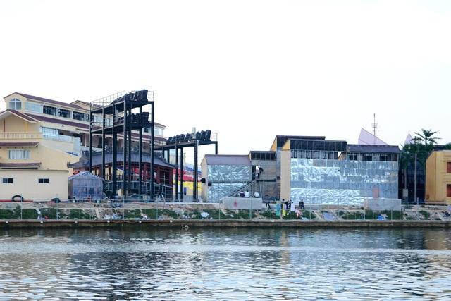 Nhà hát sức chứa 500 chỗ ngồi của dự án
