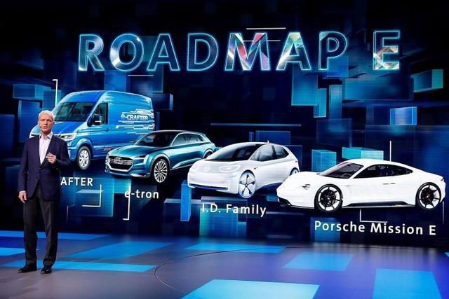 Volkswagen có thể sẽ thay CEO Matthias Mueller