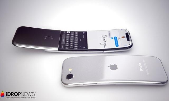 """Choáng ngợp trước loạt ý tưởng iPhone X đẹp """"mê hồn"""" - 1"""