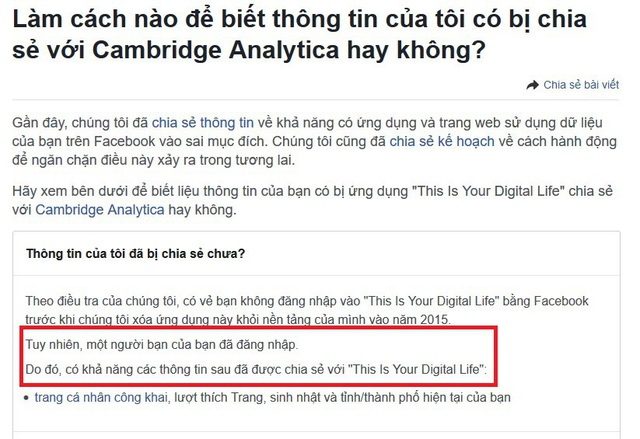 Cách kiểm tra tài khoản Facebook có bị khai thác trái phép hay không - 2