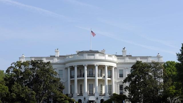 Bên dưới Nhà Trắng được cho là một căn hầm trú ẩn. (Ảnh: Getty)
