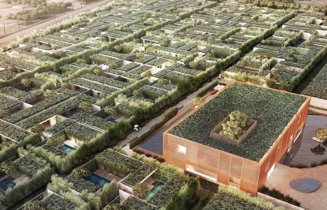 Biệt thự biển sở hữu kiến trúc độc đáo, giá 8-10 tỷ tại Bãi Trường thu hút nhà đầu tư.