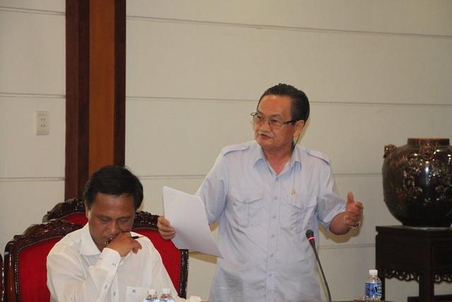 TS Trần Du Lịch đề nghị sắp xếp lại toàn bộ hệ thống giáo dục
