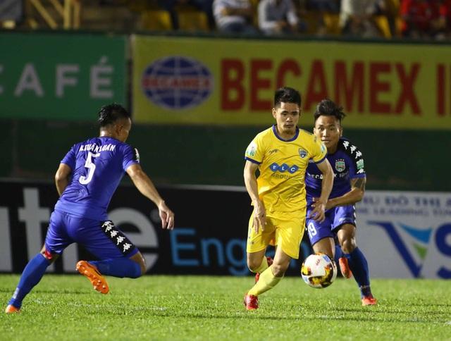 FLC Thanh Hoá bị cầm hoà ở vòng 5 V-League