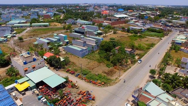 Ngày 9/4/2004, UBND tỉnh Long An ban hành Quyết định 969/QĐ-UB giao đất cho Cty Thép Long An với tổng diện tích 140.169m2 để xây dựng khu dân cư…