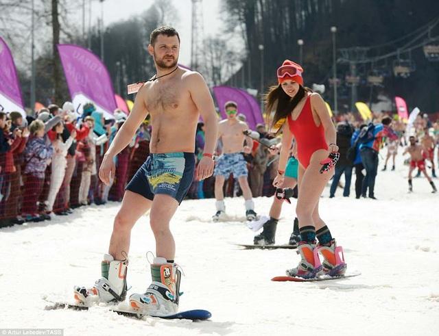 Lễ hội năm nay tiếp tục tổ chức ở khu nghỉ dưỡng tại thành phố Sochi, Nga