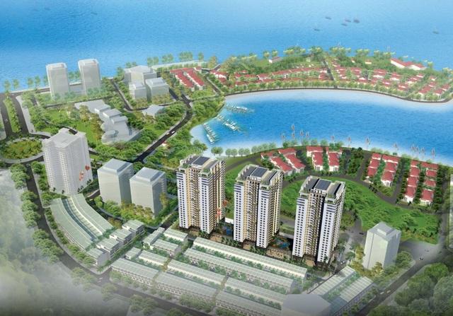 Dự án New Life Tower có 3 mặt hướng biển, sở hữu bãi tắm riêng,…