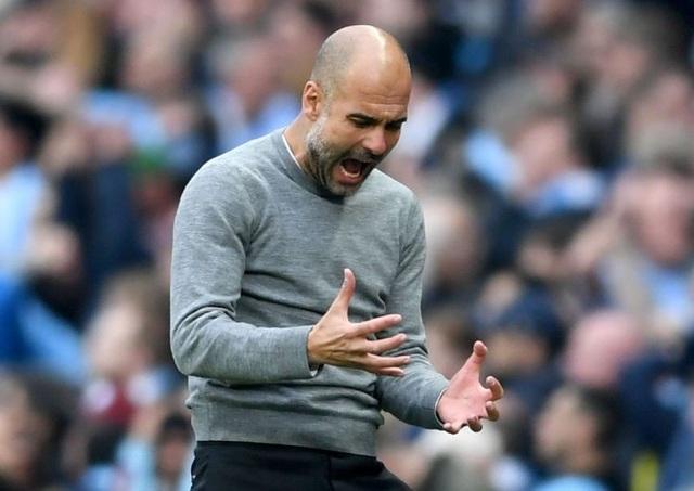HLV Pep Guardiola giành chức vô địch quốc gia ở 3 quốc gia khác nhau