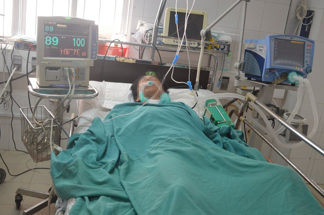 Hiện bệnh nhân T. đã qua cơn nguy kịch và được chuyển về phòng Hậu phẫu khoa Gây mê Hồi sức để được chăm sóc và theo dõi đặc biệt sau mổ.