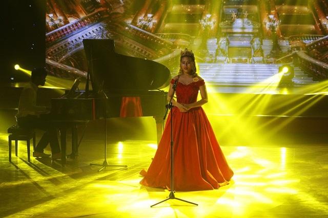 """Lê Thị Trang hát đầy nội lực với """"Tình yêu có thể thay đổi tất cả mọi thứ"""""""