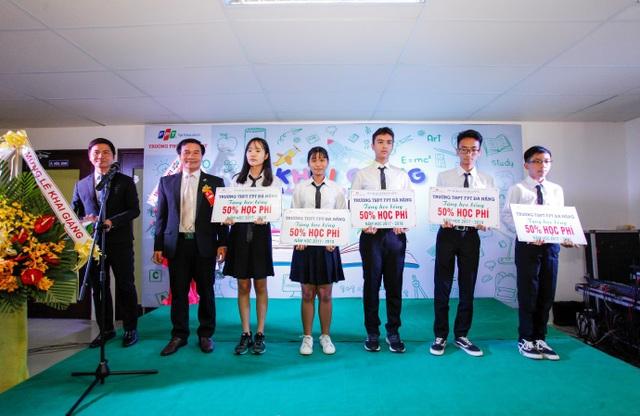 Trường THPT FPT Đà Nẵng dành học bổng trị giá lên đến một tỷ đồng  cho các nhân tài trong năm học 2018 - 2019 - 1