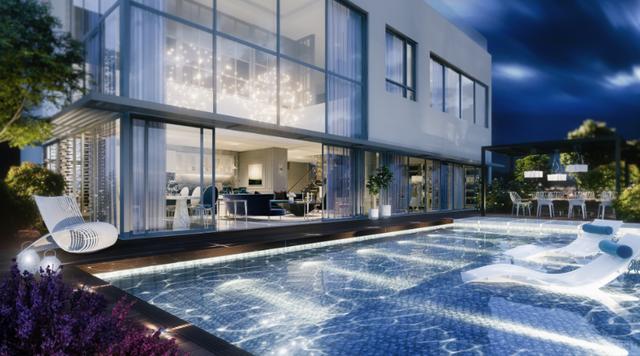 Hồ bơi nước mặn sang trọng tại Pool Villa sử dụng hệ thống điện phân muối hiện đại nhất thị trường cùng các trang thiết bị nhập khẩu từ các thương hiệu nổi tiếng thế giới