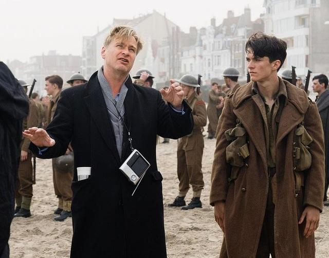 Đạo diễn người Anh Christopher Nolan