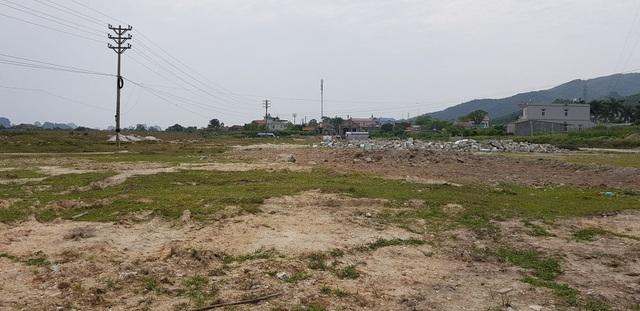 Khu tái định cư tại Ao Tiên, xã Hạ Long chỉ sau một năm tăng giá tới gần trăm lần.