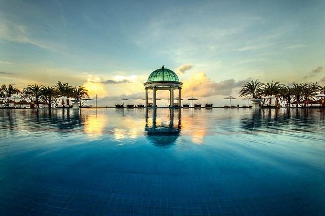 Khung cảnh như mơ tại Vinpearl Resort & Spa Phú Quốc
