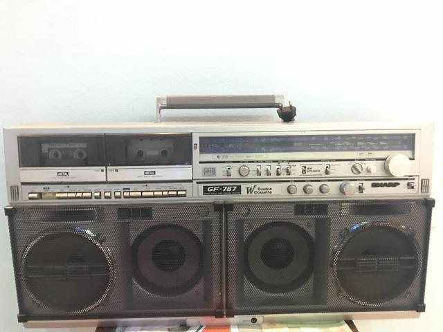 Người đi buôn kỷ niệm, 27 năm gắn bó với đài cassette - 1