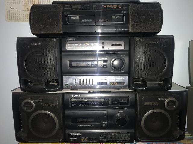 Người đi buôn kỷ niệm, 27 năm gắn bó với đài cassette - 5