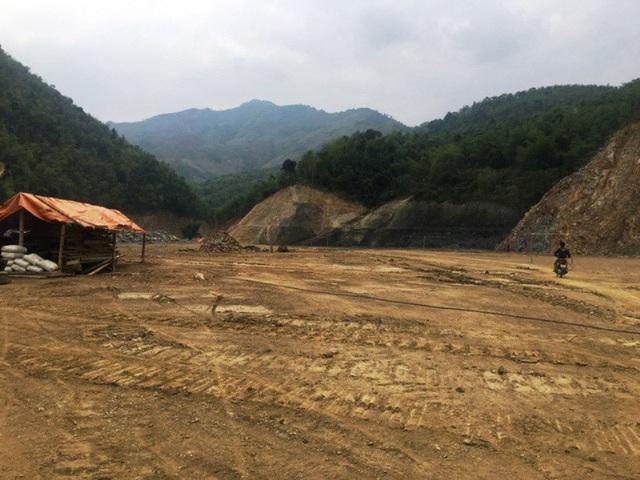 Thanh Hóa yêu cầu bắt đầu di dân vào KTĐC chậm nhất từ ngày 1/5/2018.