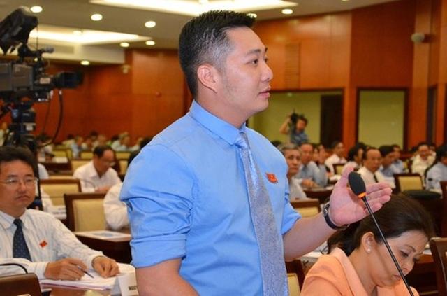 Chủ tịch UBND quận 12 Lê Trương Hải Hiếu