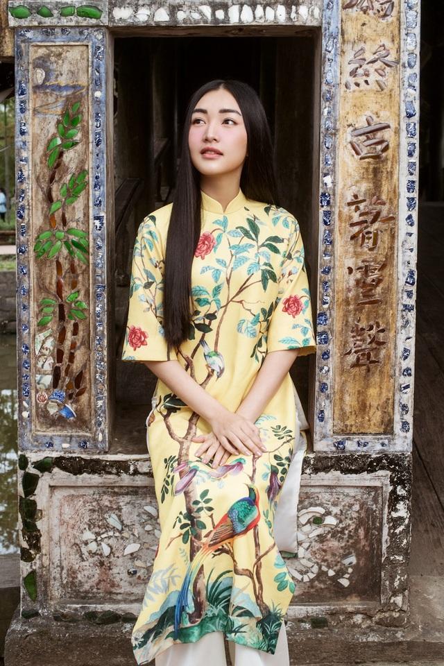 Với cương vị là đương kim Hoa khôi Du lịch, Ngọc Trân đã luôn tích cực để quảng bá hình ảnh xứ Huế và văn hoá đất cố đô với bạn bè trong nước và quốc tế.