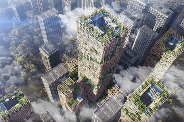 Những tòa nhà độc đáo và hiện đại nhất hành tinh - 1