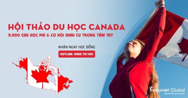 Du học Canada: 9.000 CAD Học phí và Cơ hội Định cư tại Ontario và B.C - 1