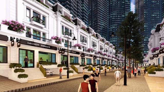 Sắp mở bán khu nhà phố thương mại tại dự án cao cấp Sunshine City