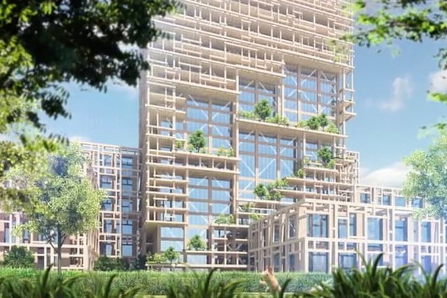 Những tòa nhà độc đáo và hiện đại nhất hành tinh - 2