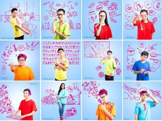 12 gương mặt xuất sắc – 12 mảnh ghép đầy cá tính của Chinh Phục mùa 3