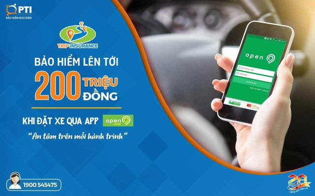 PTI - OPEN 99 ra mắt bảo hiểm Insurance theo chuyến cho khách hàng - 2