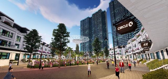 """""""Một vốn bốn lời"""" khiến nhà phố thương mại dự án Sunshine City hút khách"""