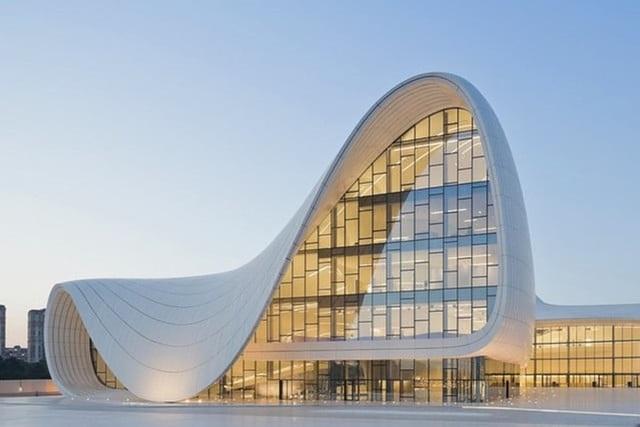 Những tòa nhà độc đáo và hiện đại nhất hành tinh - 4