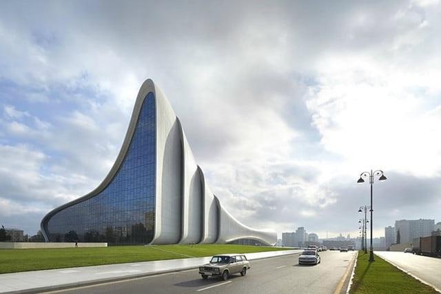 Những tòa nhà độc đáo và hiện đại nhất hành tinh - 5