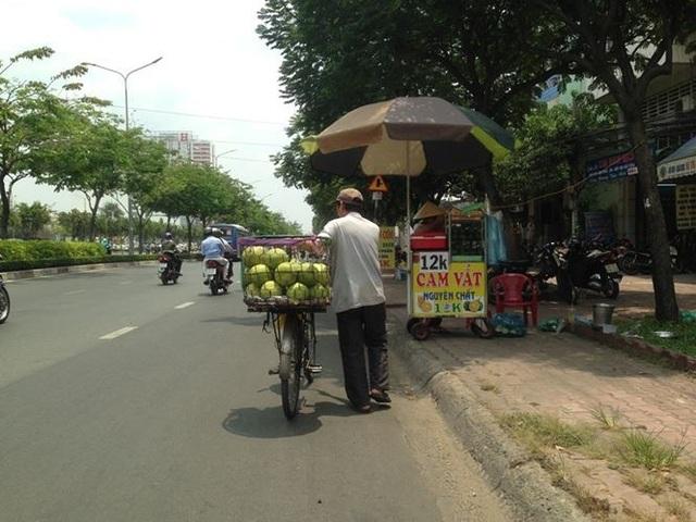 Sài Gòn nắng nóng, bán nước giải nhiệt kiếm bộn tiền hàng ngày - 8
