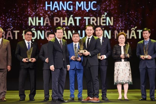 Đô thị kiểu mẫu đầu tiên của cả nước đạt 2 giải thưởng lớn - 7